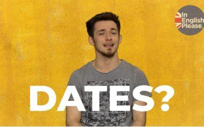 "¿Cómo se dice ""dates""?"