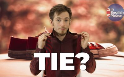 """¿Cómo se dice """"tie""""?"""