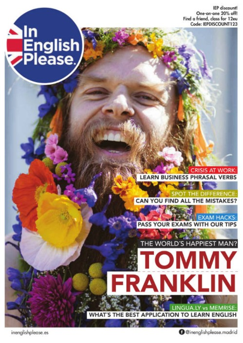 Tommy Franklin Cover In English Please Mock
