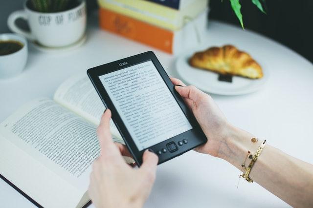 aprender inglés con Kindle