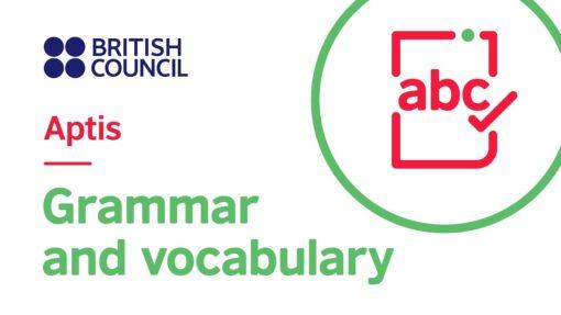 grammar-and-vocab-aptis test